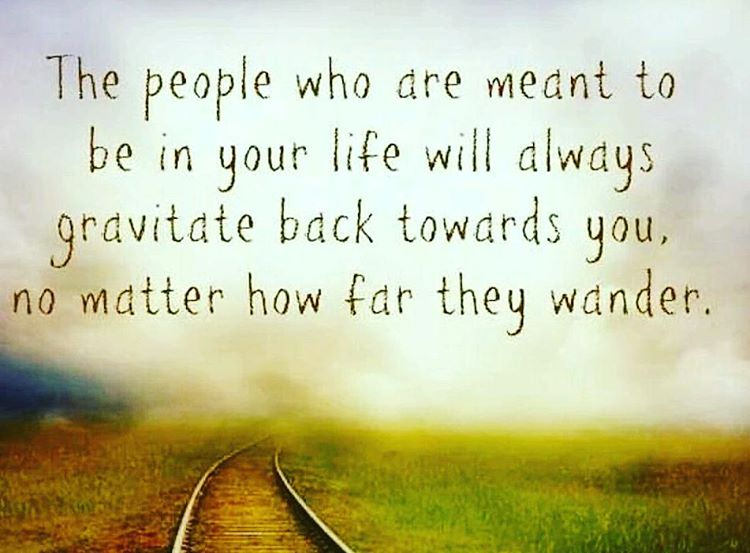 The People Who Are Meant To...